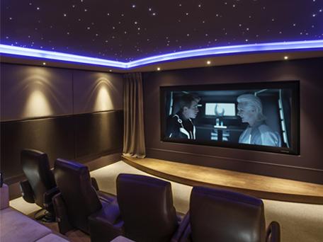 умный домашний кинотеатр — настройки