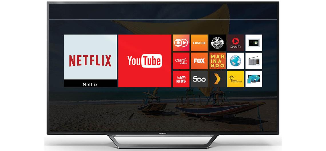 Умный телевизор с доступом в интернет