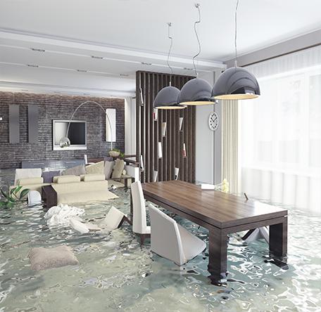 умный дом протечка воды